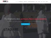 screenshot http://www.previpol.fr formation sécurité incendie sst