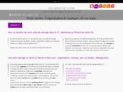 Le prieuré de saint cyr : salle de reception de mariage en seine et marne