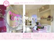 screenshot http://www.princessecirca.com Princesse Circa
