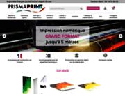 Prismaflex Impression numérique Grand format