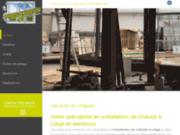 Installation de châssis Liège
