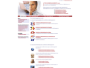 screenshot http://www.pro-demenagement.com/ déménagement de bureau et d'entreprise