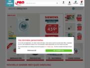 Pro&Cie - Enelca RTM - Vente et depannage, television, hifi, video et electromenager.
