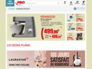 Pro&Cie - Ets Miclet - Vente et depannage, television, hifi, video et electromenager.