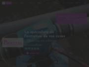 screenshot http://www.procuves.fr/ nettoyage, entretien et réparation de cuve à fioul, paris et ile de france