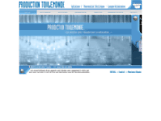 screenshot http://www.prod-toulemonde.com appareils de laboratoire