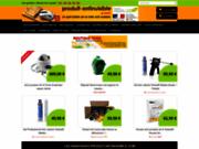 screenshot http://www.produit-antinuisible.com/ vente en ligne de produit anti-nuisible