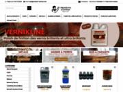 screenshot http://produits-dantan.com produits d'antan, pmsb, produits pour le bois, produits pour les métaux