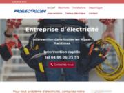 Pro Électricien Votre Électricien à Nice