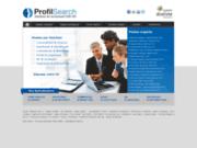 Profil Search - Solutions de Recrutement CDD-CDI