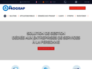 Progisap le logiciel de gestion pour les entreprises de service à la personne