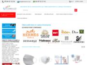 screenshot http://promenoch.com Objets publicitaire