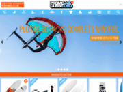 screenshot http://www.promoglisse.com promo glisse surf shop