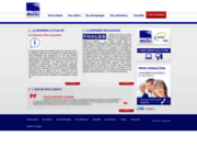 screenshot http://www.prosconsulting.fr/ pros consulting, formation sage comptabilité.