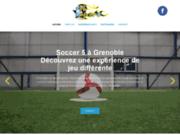 Foot à 5 à Grenoble : Pro Soccer 5