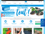 screenshot http://www.provence-outillage.fr/ Provence Outillage