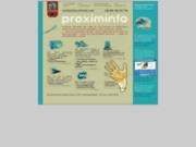 Création de sites - PROXIMINFO