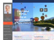 Christophe Pichon - Cabinet de Psychothérapie à Paris (17ième)