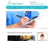 Psychiatrie et différents sujets relatifs
