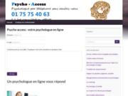 psychologue rapide