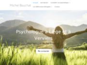 screenshot http://www.psychologue-bouchat.be/psychologue/psychotherapie.html psychothérapie