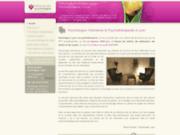 screenshot http://www.psychologue-karinegavazzi.fr/ Psychologue à Lyon 6