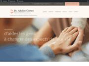Docteur Adeline Gomez - Psychologue - Psychothérapeute - Montpellier