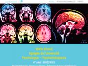 screenshot http://www.psychotherapeute-hypnose-69.com psychothérapie lyon