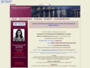screenshot http://www.psychotherapie-relaxation-rouen.com Psychothérapie, Rouen