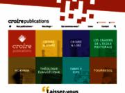 screenshot http://www.publicroire.com/ magazine chrétien