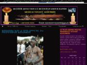 screenshot http://www.puissant-marabout-voyance.com le plus puissant des grands maîtres marabout d'Afrique