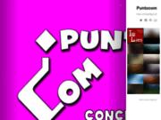screenshot http://www.puntocom.fr/ Puntocom Arles