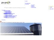 pv-pro : Le photovoltaïque pour les bâtiments professionnels