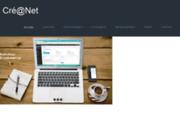 screenshot http://www.pweb.fr p'web, creation de sites web et référencement efficace