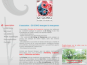screenshot http://www.qigong-energies-emergences.com/ qi gong