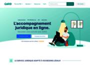 screenshot https://www.qiiro.eu/ Renseignement juridique