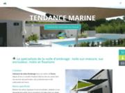 Tendance Marine, vos toiles et voiles d'ombrage