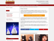 screenshot http://www.quatuor-hedonis.com/ quatuor à cordes parisien - quatuor hedonis