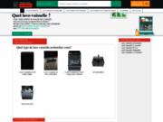 Comparateur de prix de lave-vaisselle