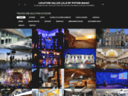 Quelle Salle, service de location d'espaces évènementiels à Lilles et environs