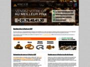 Achat or Paris et vente de bijoux