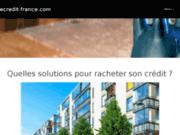 Rachat de credit, simulation rachat credits