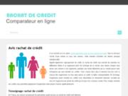 Site sur le regroupement d'emprunt