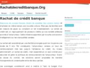 Regroupement de crédit dans une banque