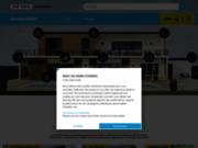 screenshot http://www.radiateur-clim-chauffage.com/ Maison Energy