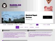 screenshot http://www.radin.ch la communauté des radins suisse