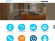 screenshot http://www.radiologie-marseille.fr radiologie - centres de radiologie marseille
