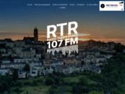 screenshot http://www.radiotemps.com radiotemps rodez 95.5 fm, web radio sur radiotemps