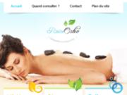 screenshot http://www.raine-osteo.fr ostéopathe 94, cynthia raine