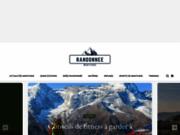 screenshot http://www.randonnee-montagne.fr randonnee en montagne